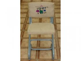 Чехол для стула СУТ 01-01 ткань Замша