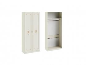 Детская Лючия Шкаф для одежды с 2-мя дверями СМ-235-22-01 2161х895х429