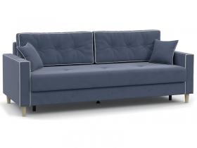 Диван-кровать Айрин арт. ТД-325 стальной синий