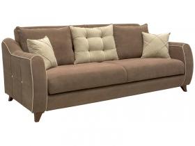 Диван-кровать Френсис арт. ТД-511 каштановый коричневый