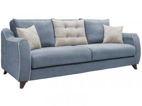 Диван-кровать Френсис арт. ТД-513 стальной серый