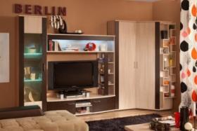 Гостиная Берлин Венге Дополнительная комплектация 2