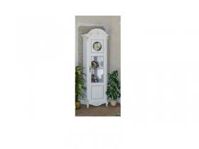 Гостиная Да Винчи Шкаф с часами ГД-08 670х516х2000