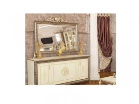 Гостиная классическая Версаль ГВ-06 Зеркало без Короны