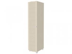 Гостиная Оливия беленый дуб комбинированный ШК-303 Шкаф для одежды и белья 2172х448х620
