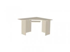 Гостиная Оливия беленый дуб комбинированный СТ-103 Стол 775х1154х1154