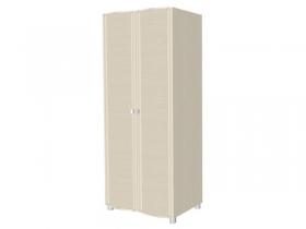 Гостиная Оливия Дуб Беленый ШК-302 Шкаф для одежды и белья 2172х896х620