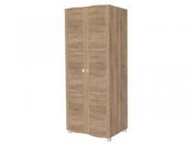 Гостиная Оливия Дуб Сонома ШК-302 Шкаф для одежды и белья 2172х896х620