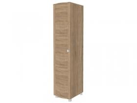 Гостиная Оливия Дуб Сонома ШК-303 Шкаф для одежды и белья 2172х448х620