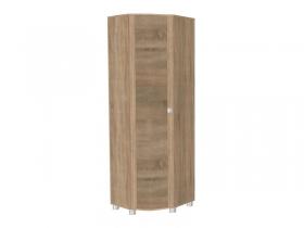 Гостиная Оливия Дуб Сонома ШК-305 Шкаф для одежды и белья 2172х670х670