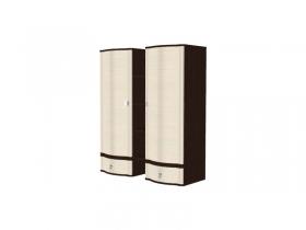 Гостиная Оливия венге комбинированный АН-314 Антресоль 1260х1080х396