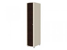 Гостиная Роберта дуб беленый комбинированный ШК-203 Шкаф для одежды и белья 2172х448х620