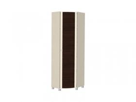 Гостиная Роберта дуб беленый комбинированный ШК-205 Шкаф для одежды и белья 2172х670х670
