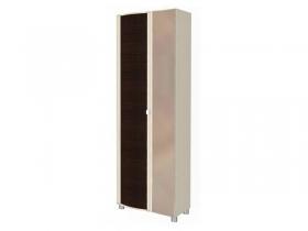 Гостиная Роберта дуб беленый комбинированный ШК-227 Шкаф для одежды 2172х712х396