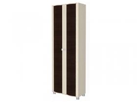 Гостиная Роберта дуб беленый комбинированный ШК-229 Шкаф для одежды 2172х712х396