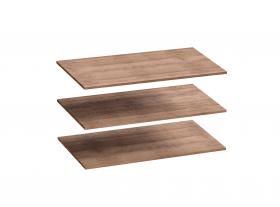Комплект полок для 4-х дверного шкафа Соренто Дуб стирлинг