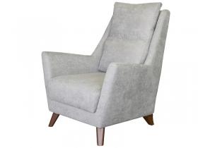 Кресло для отдыха Дали арт. ТК-232 графитовый серый