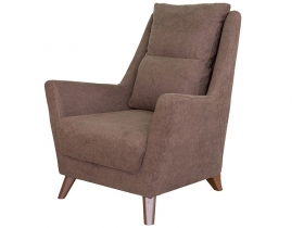 Кресло для отдыха Дали арт. ТК-233 коричневый