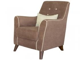 Кресло для отдыха Френсис арт. ТД-511 каштановый коричневый