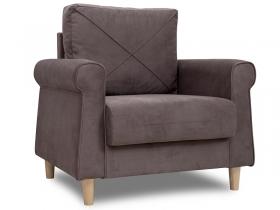 Кресло для отдыха Иветта арт. ТК-355 кофе