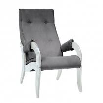 Кресло для отдыха модель 701 Verona Antrazite grey дуб шампань