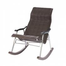 Кресло-качалка Белтех коричневый