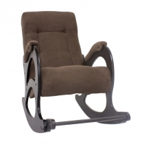 Кресло-качалка модель 44 бк Verona Brown венге