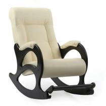 Кресло-качалка модель 44 Dundi 112 венге без лозы