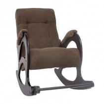 Кресло-качалка модель 44 Verona Brown венге без лозы