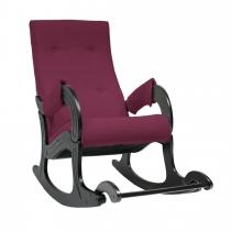 Кресло-качалка модель 707 Verona Cyklam венге
