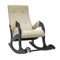 Кресло-качалка модель 707 Verona Vanilla венге