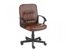 Кресло компьютерное Чип коричневый