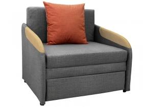 Кресло-кровать Громит арт. ТД-174 кварцевый серый