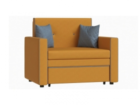 Кресло-кровать Найс 85 арт. ТД-275 тыквенный