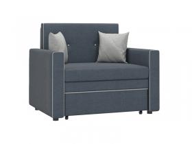 Кресло-кровать Найс арт. ТД-172 стальной серый