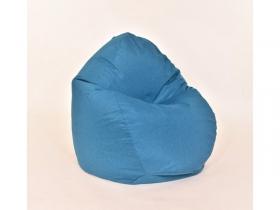 Кресло-мешок Макси рогожка цвет морской волны
