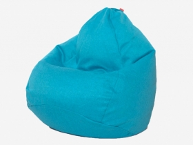 Кресло-мешок Юниор рогожка бирюзовый