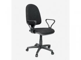 Кресло офисное Престиж Самба В-40 темно-серый