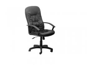 Кресло офисное Twist DF PLN PU01 экокожа черная
