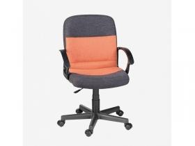 Кресло Вейтон Home Ультра ткань оранжевая