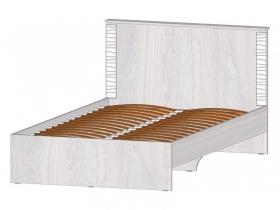 Кровать 1200 Ривьера анкор светлый