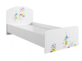 Кровать 900 Радуга КРД 900.1