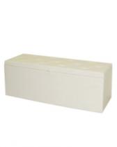 Кровать Агата Банкетка с ящиком Модерн 1220х410х475