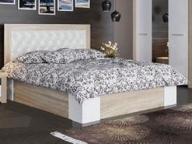 Кровать двухспальная Лагуна 6