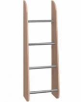 Кровать двухъярусная Калейдоскоп Лестница 1 404х265х1244