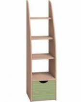 Кровать двухъярусная Калейдоскоп Лестница 2 404х396х1561