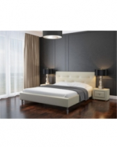 Кровать Лаура с пуговицами 1360х2180. Спальное место 1200х2000