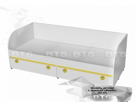 Кровать с ящикам Мамба КР-01