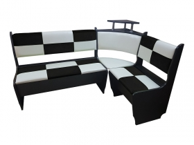 Кухонный диван Домино венге