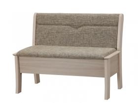Кухонный диван Этюд 1400 мм выбеленная береза-Модерн эскада